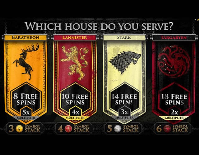 Up To 350 Bonus Play Game Of Thrones Slot At Mr Green