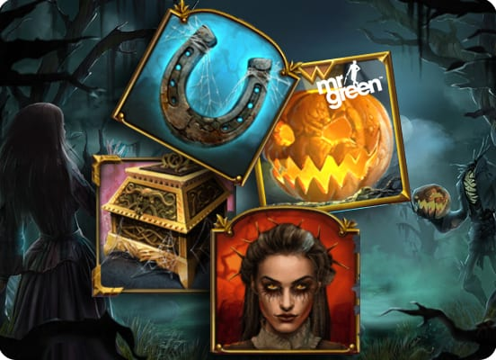 halloween themed slots