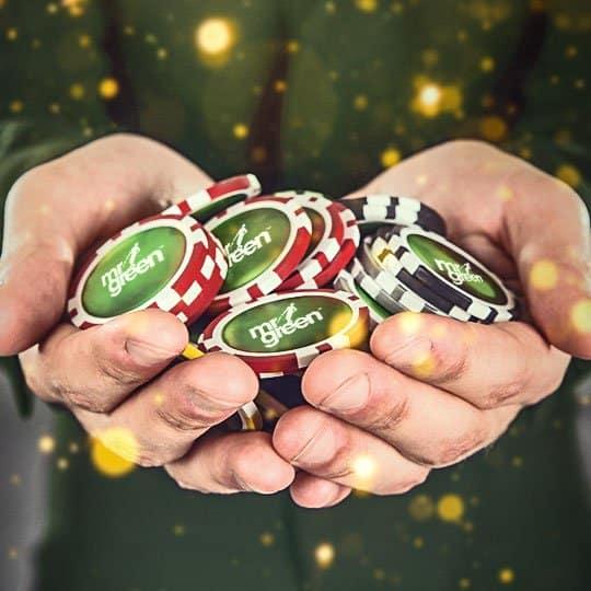 Welcome Bonus At Mr Green Casino