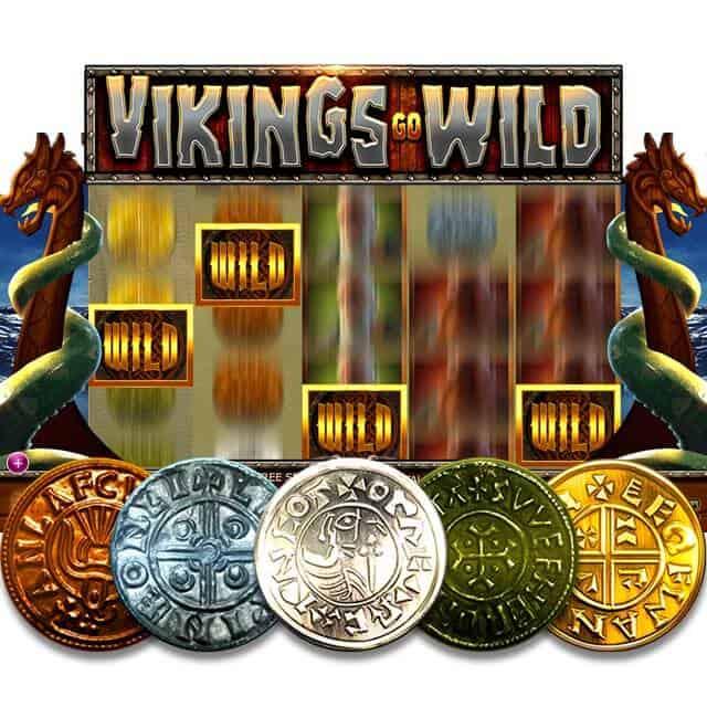 Spielen Sie bei Mr Green mit € 100 Bonus Vikings Go Wild