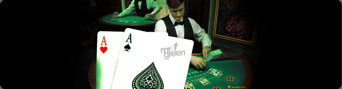 Blackjack Seitwetten
