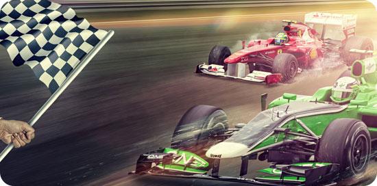 F1 Grand Prix Spel