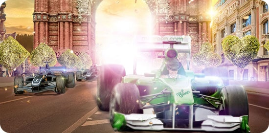 F1 Säsongsbetting