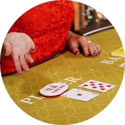 Live Casino - Echte Casino Atmosphäre für zuhause und unterwegs