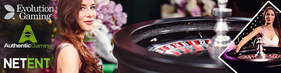 live casino providers