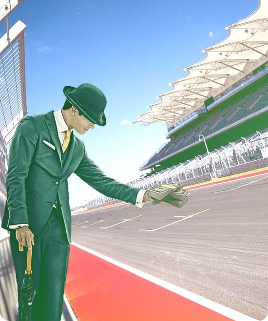 Mr Green Wetten